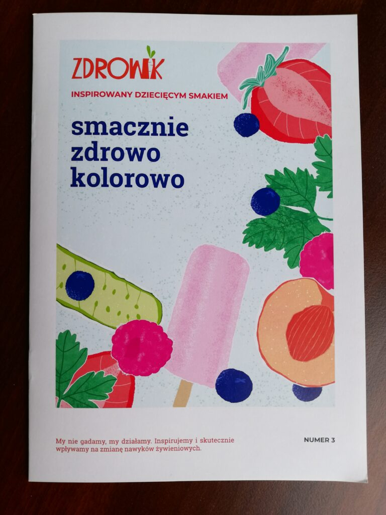 Gazetka szkolna Zdrowik, wydanie 3