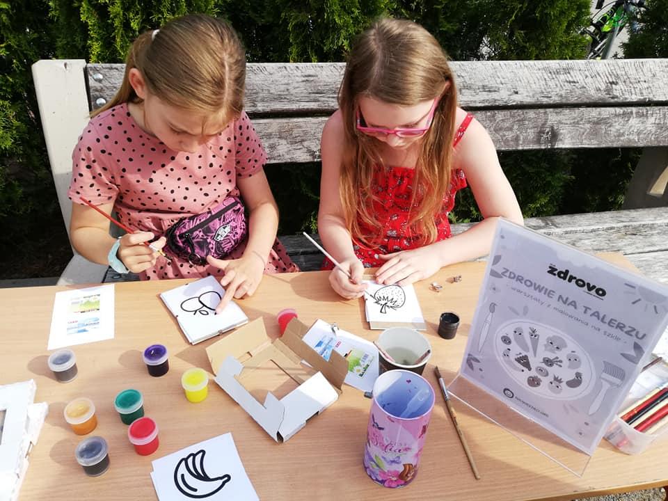 Warsztaty z malowania na szkle z marką ZDROVO